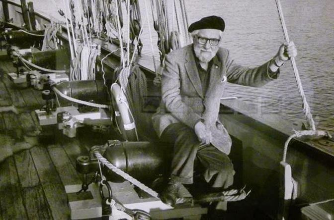 Vijf matrozen en een groene lijkkist. Een zeemansverhaal van Francisco Coloane