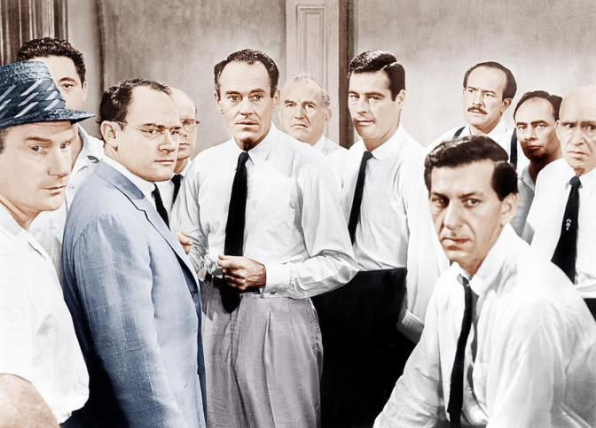 Hans van Stralen: 'You're all alone'. Existentialistische motieven in 'Twelve Angry Men' van Reginald Rose