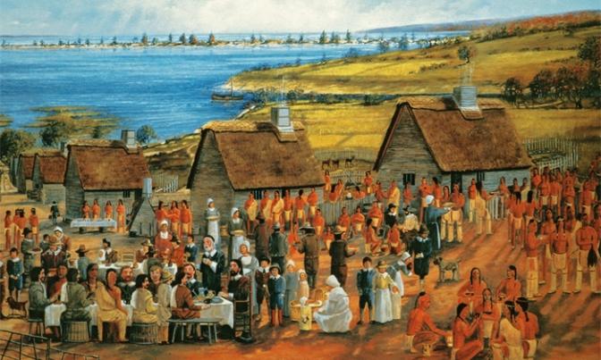 Een zeventiende-eeuwse vlucht naar Holland