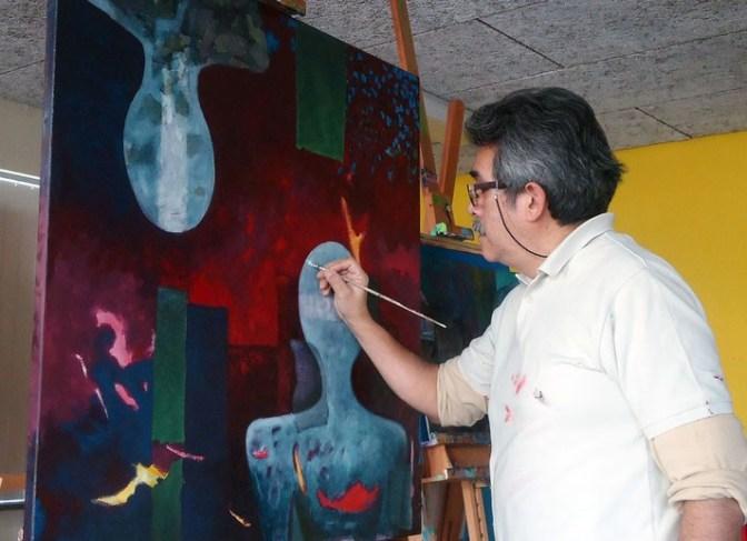 Juan Heinsohn Huala: vijf gedichten