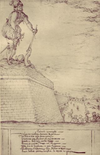 Patientia.24 Politieke Emblemata door Joris Hoefnaghel (1569) (2)