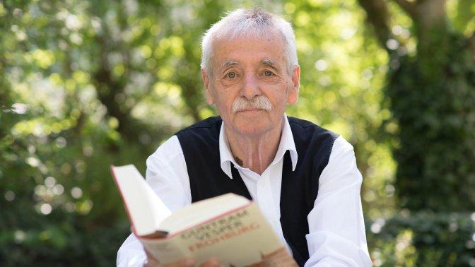 Guntram Vesper, 'Op gang met Arnold Z.' Een autobiografische miniatuur vertaald door Kees Wallis