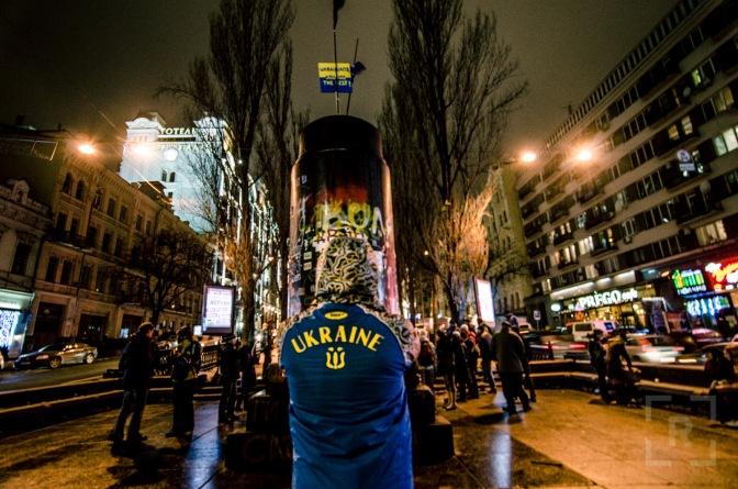 'Ik like Oekraïne'