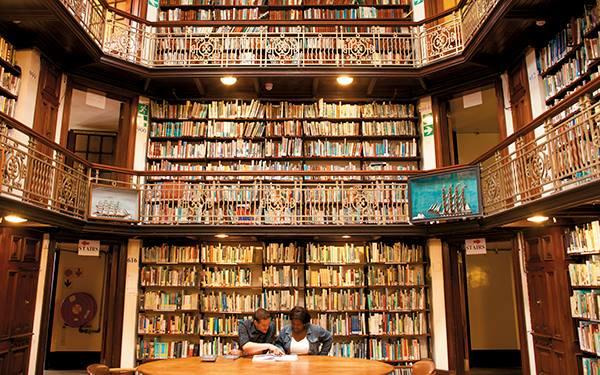 Beriggie #14: Een bibliotheek van allemaal